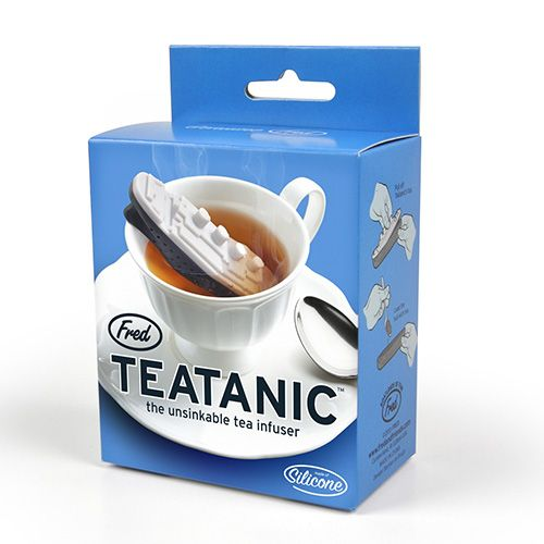 Fred Teatanic Tea Infuser