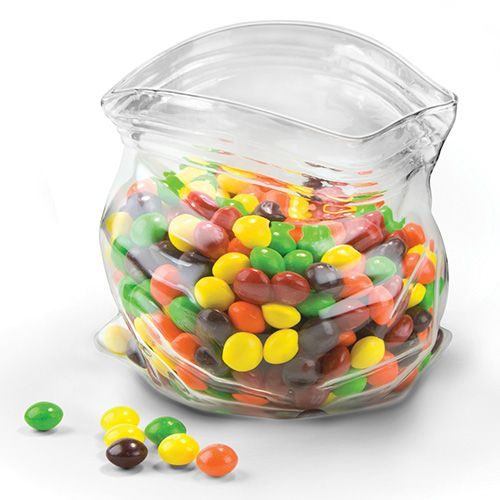 Fred Unzipped Treats Serving Jar