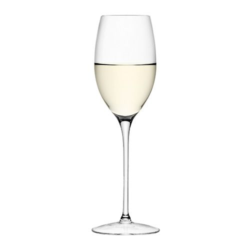 LSA Wine White Wine Glass 340ml Set Of Four