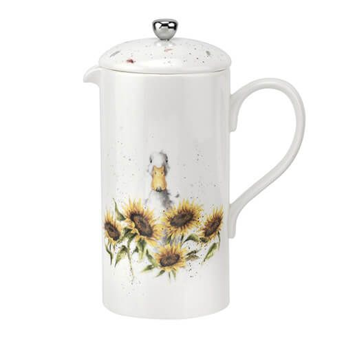 Wrendale Designs Fine Bone China Duck Cafetiere 0.85L