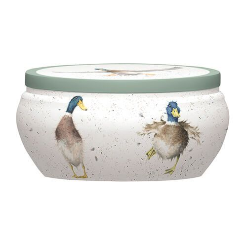 Wrendale Designs Guard Duck Boutique Candle Tin