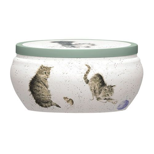 Wrendale Designs Cat & Mouse Boutique Candle Tin