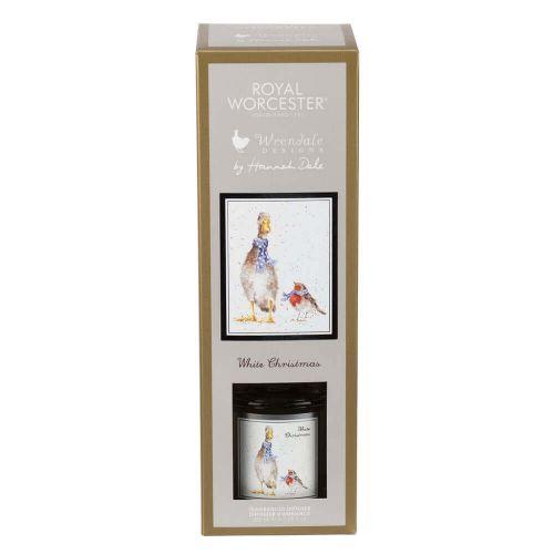 Wrendale Designs 200ml Diffuser White Christmas