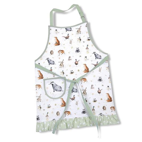 Wrendale Designs Cotton Drill Apron