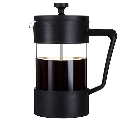 Grunwerg Cafe Ole Studio Black 0.6L Cafetiere