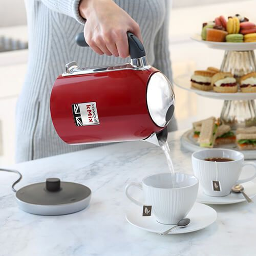 Kenwood kMix Kettle Red