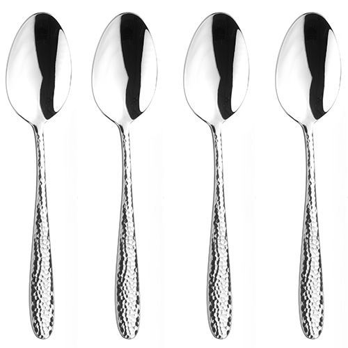 Arthur Price Monsoon Mirage Set Of 4 Serving Spoons
