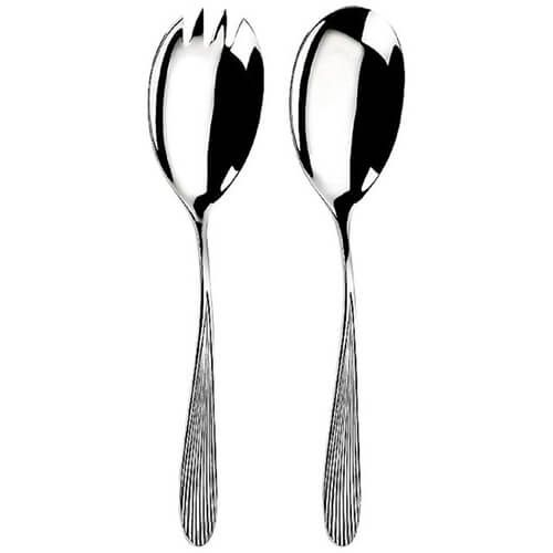 Arthur Price Sophie Conran Dune Pair Salad Servers