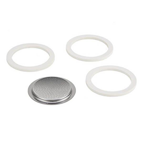 Bialetti Gasket & Filter - Venus (4 Cup)