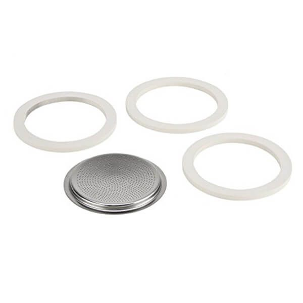 Bialetti Gasket & Filter - Venus (10 Cup)