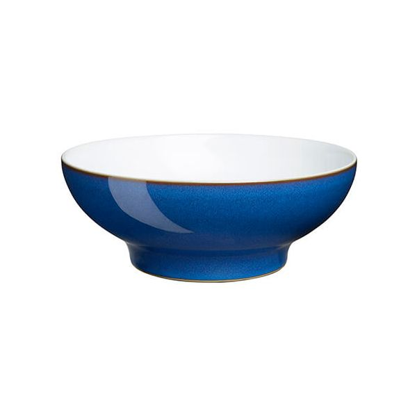Denby Imperial Blue Serving Bowl
