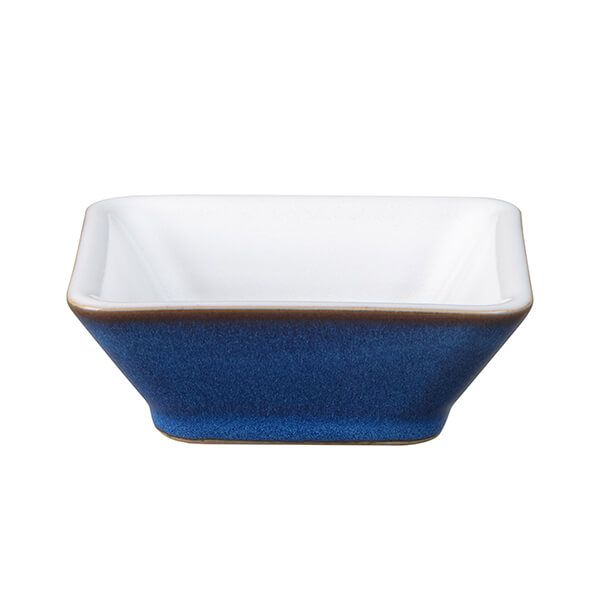 Denby Imperial Blue Extra Small Square Dish