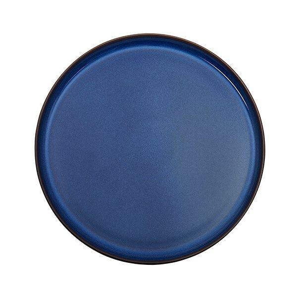 Denby Imperial Blue Round Platter