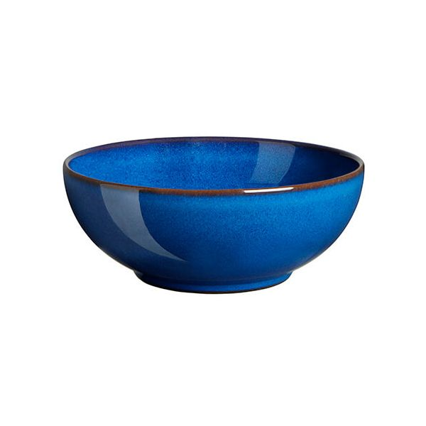 Denby Imperial Blue Coupe Cereal Bowl