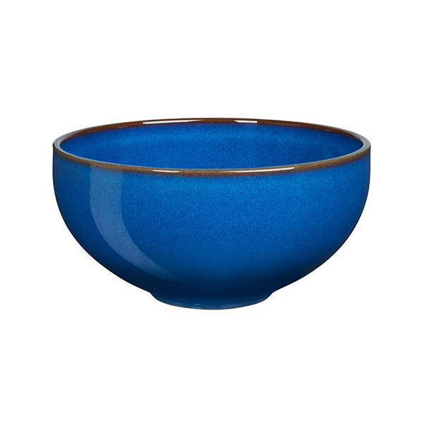 Denby Imperial Blue Ramen / Large Noodle Bowl
