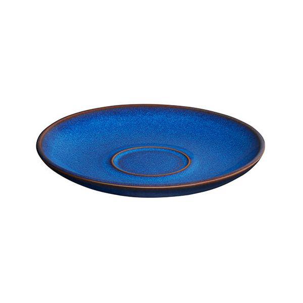 Denby Imperial Blue Saucer