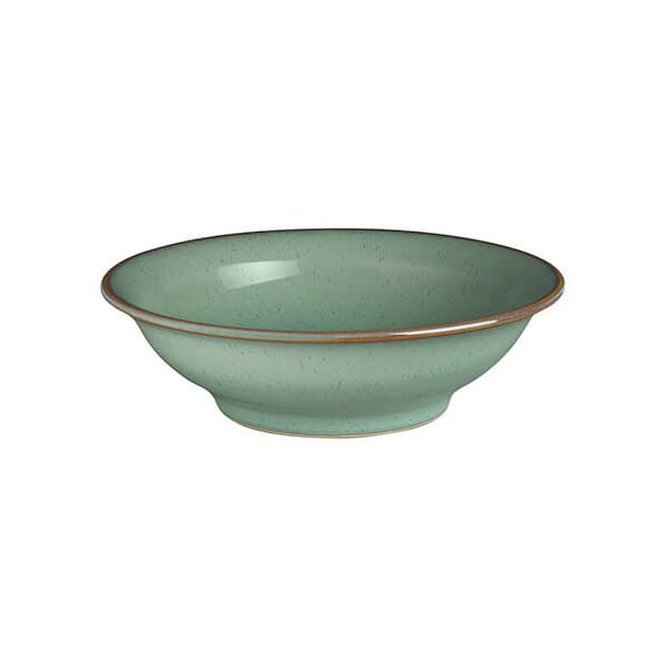 Denby Regency Green Small Shallow Bowl