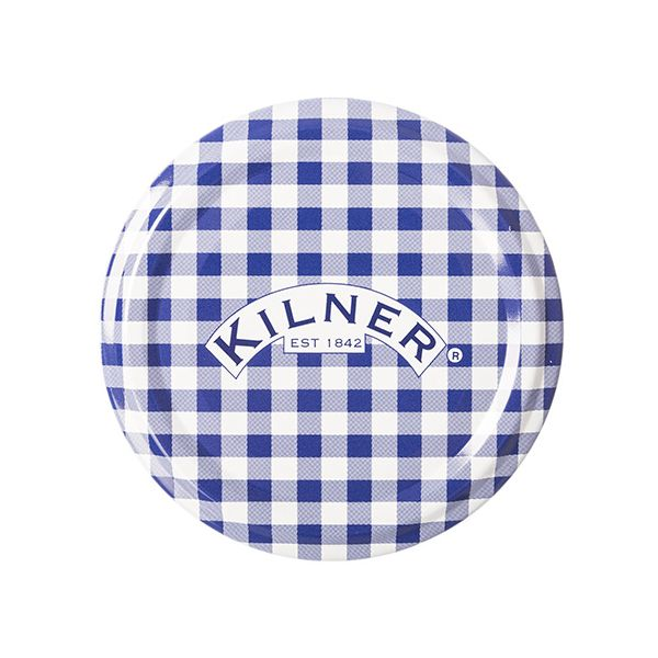 Kilner Twist Top Spare Lids Pack E 70mm Set Of 6
