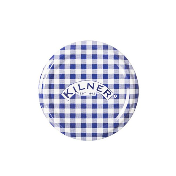 Kilner Twist Top Spare Lids Pack D 48mm Set Of 6