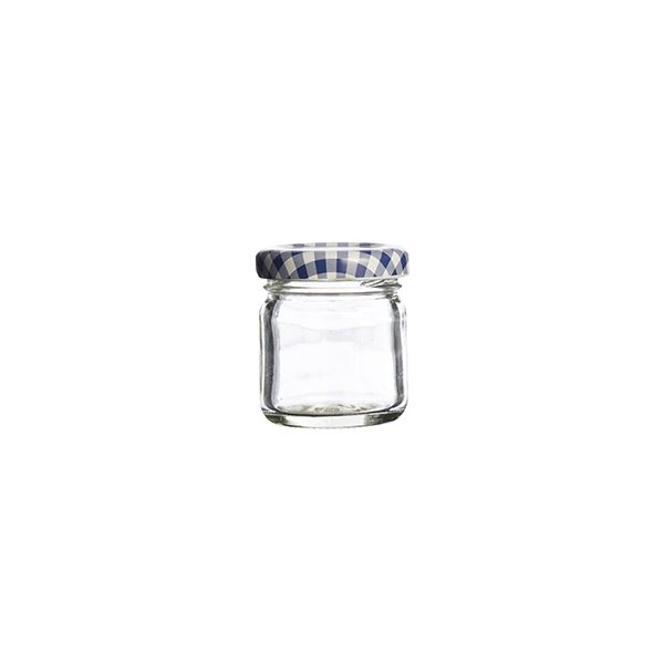 Kilner Twist Top Round Jar 43ml Box Of 12