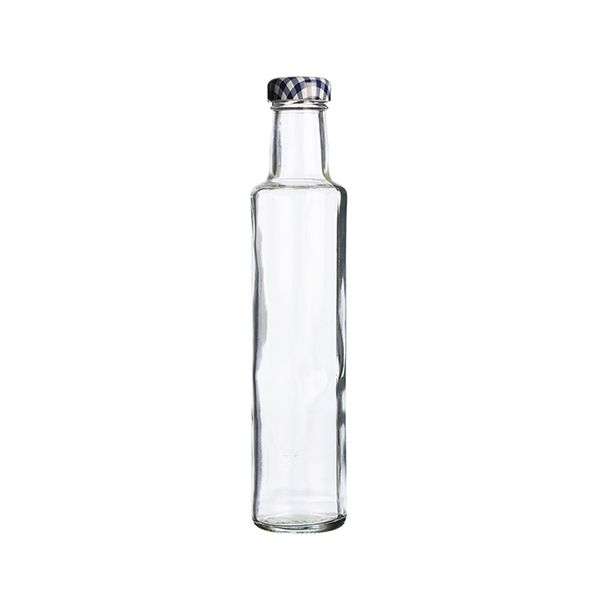 Kilner Twist Top Round Dressing Bottle 250ml