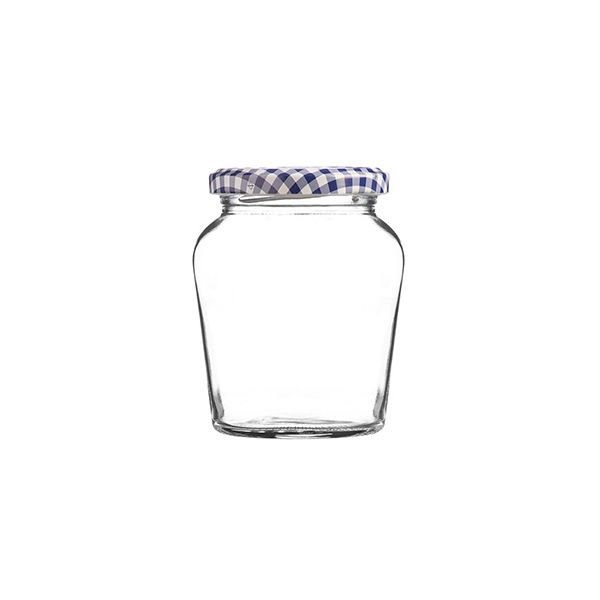 Kilner Twist Top Round Jar 260ml Box Of 12