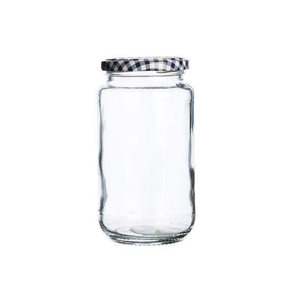 Kilner Twist Top Round Jar 580ml Box Of 12