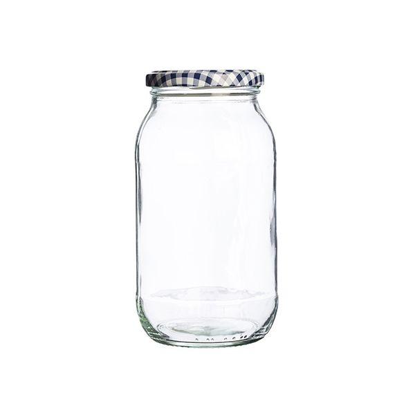 Kilner Twist Top Round Jar 725ml Box Of 12