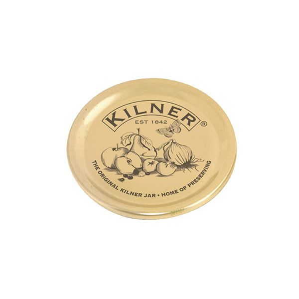 Kilner Preserve Lid Seal Pack Of 12