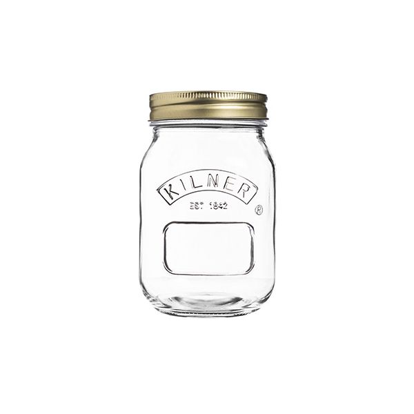 Kilner Preserve Jar 0.5 Litre Box Of 12