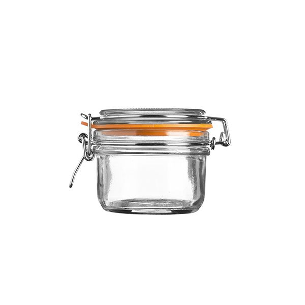 Kilner Clip Top Jar Round 125ml