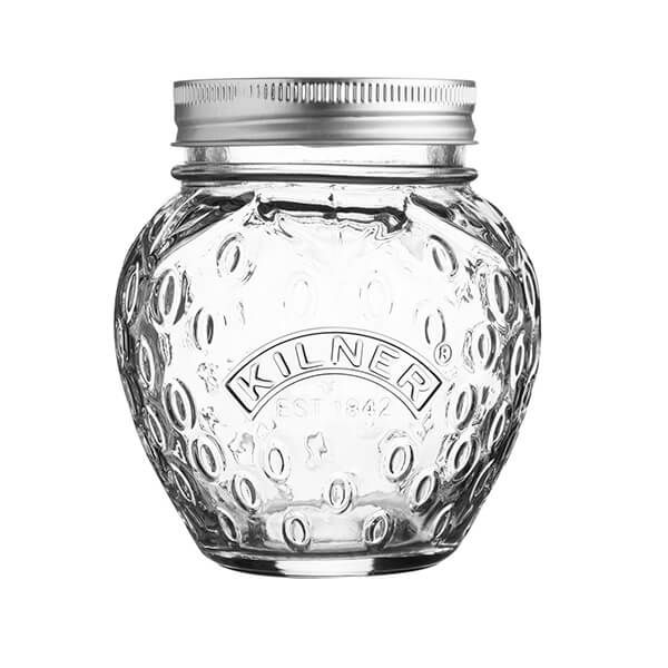 Kilner Strawberry Fruit Preserve 400ml Jar