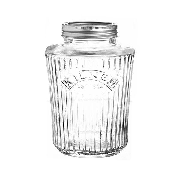 Kilner Vintage Preserve Jar 1 Litre