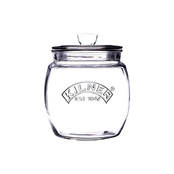 Kilner 0.85L Universal Push Top Jar