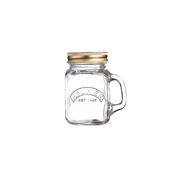 Kilner Mini Handled Drinking Jar 140ml