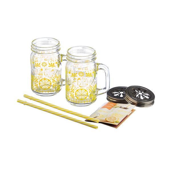 Kilner 7 Piece Lemonade Set