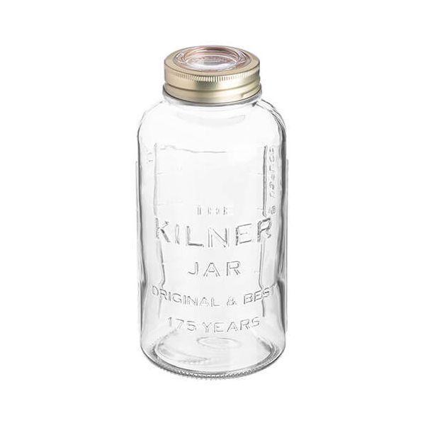Kilner Anniversary Screw Top Jar 1.5 Litre