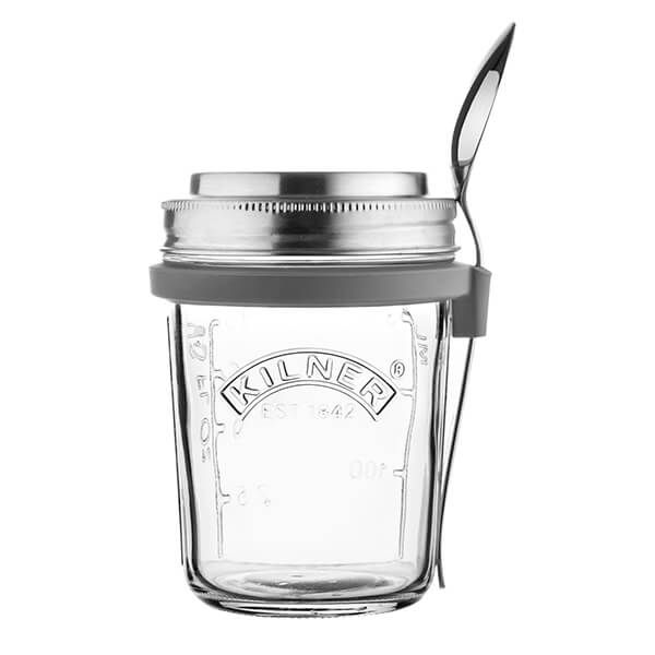 Kilner Breakfast Jar Set
