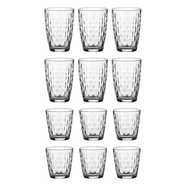 Ravenhead Essentials 12 Piece Jewel Tumbler Set