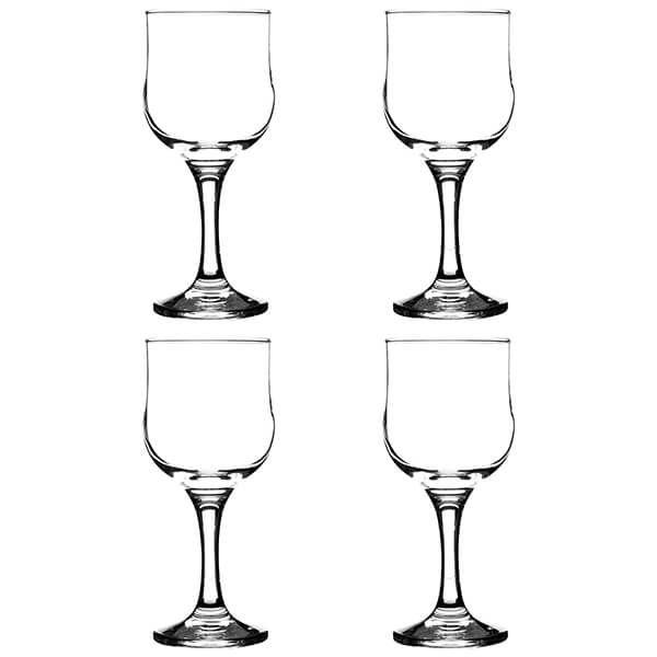 Ravenhead Tulip 200ml Set Of 4 White Wine Glasses