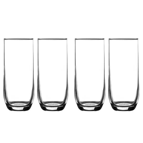 Ravenhead Tulip 300ml Set Of 4 Hiball Glasses