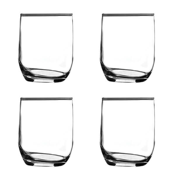 Ravenhead Tulip 290ml Set Of 4 Mixer Glasses