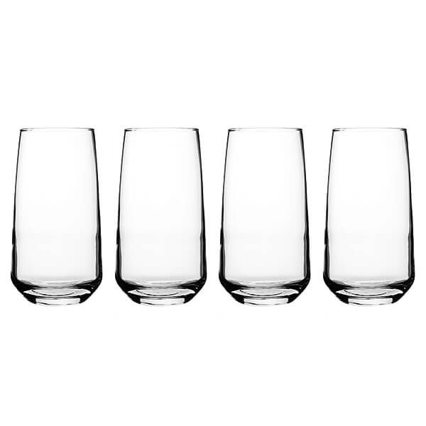 Ravenhead Majestic 380ml Set Of 4 Hiballs Glasses