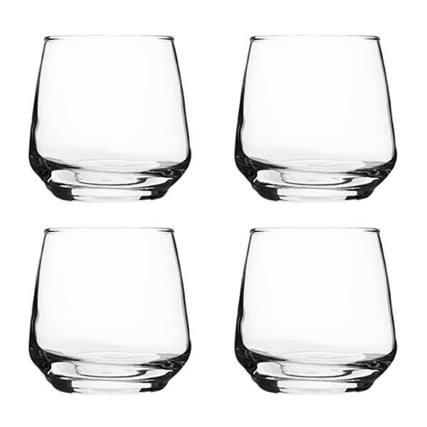 Ravenhead Majestic 310ml Set Of 4 Mixers Glasses