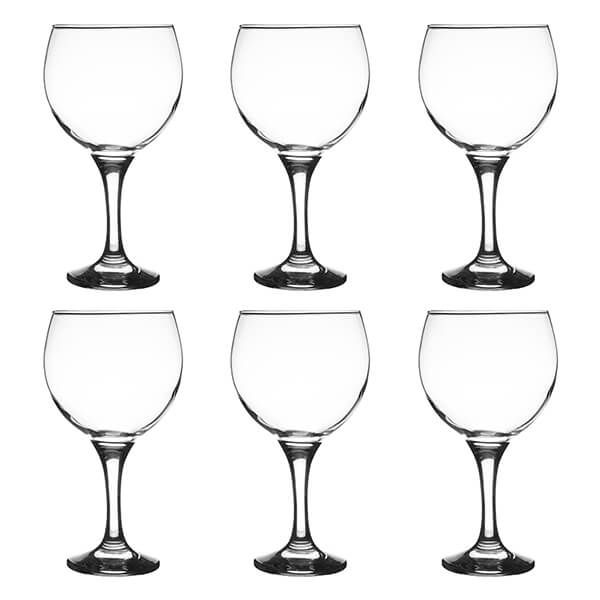 Ravenhead Entertain 650ml Set 6 Gin Balloon Glasses