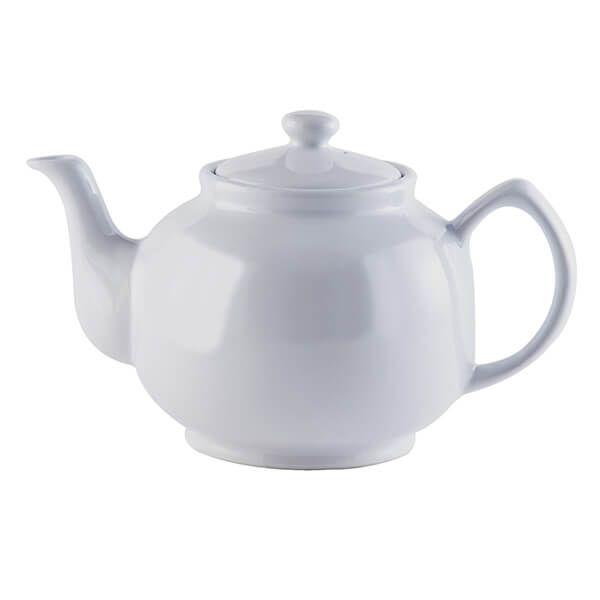 Price & Kensington White 10 Cup Teapot