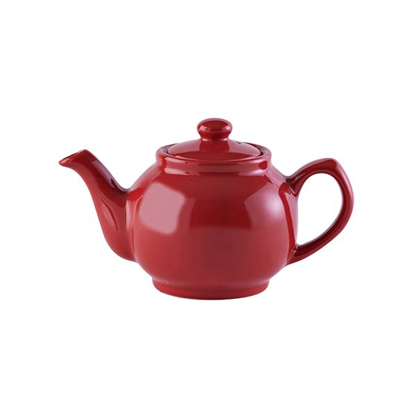 Price & Kensington Red 2 Cup Teapot