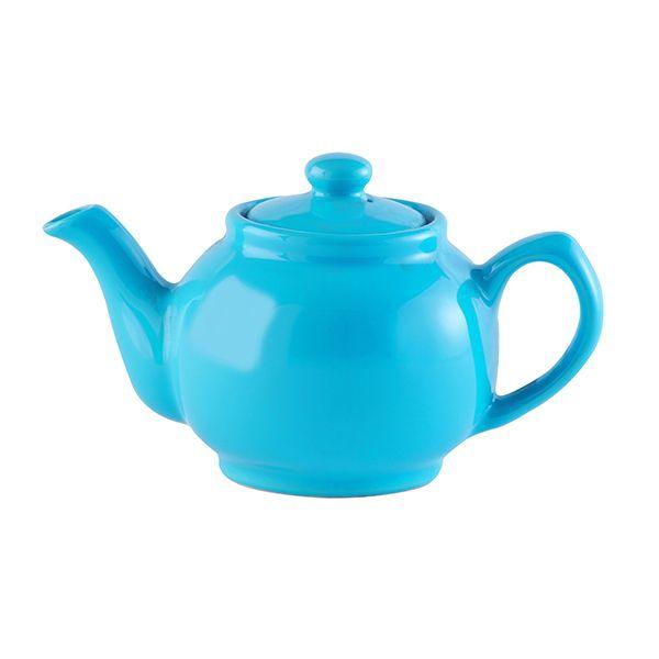 Price & Kensington Blue 6 Cup Teapot