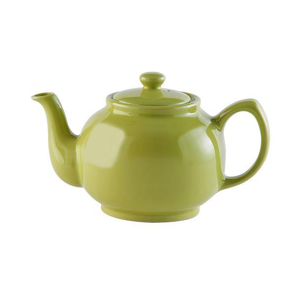 Price & Kensington Green 6 Cup Teapot
