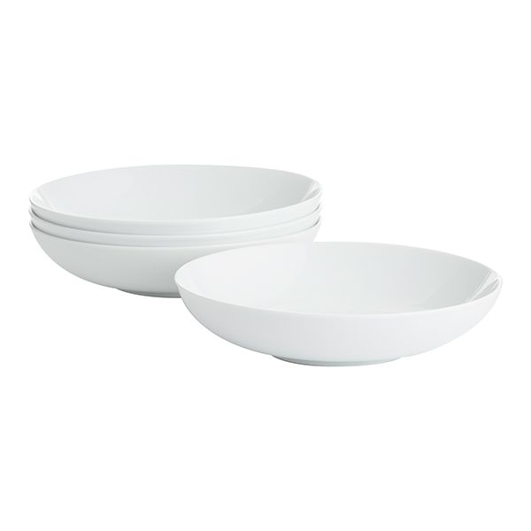 Price & Kensington Simplicity Set of 4 Bowls 23cm